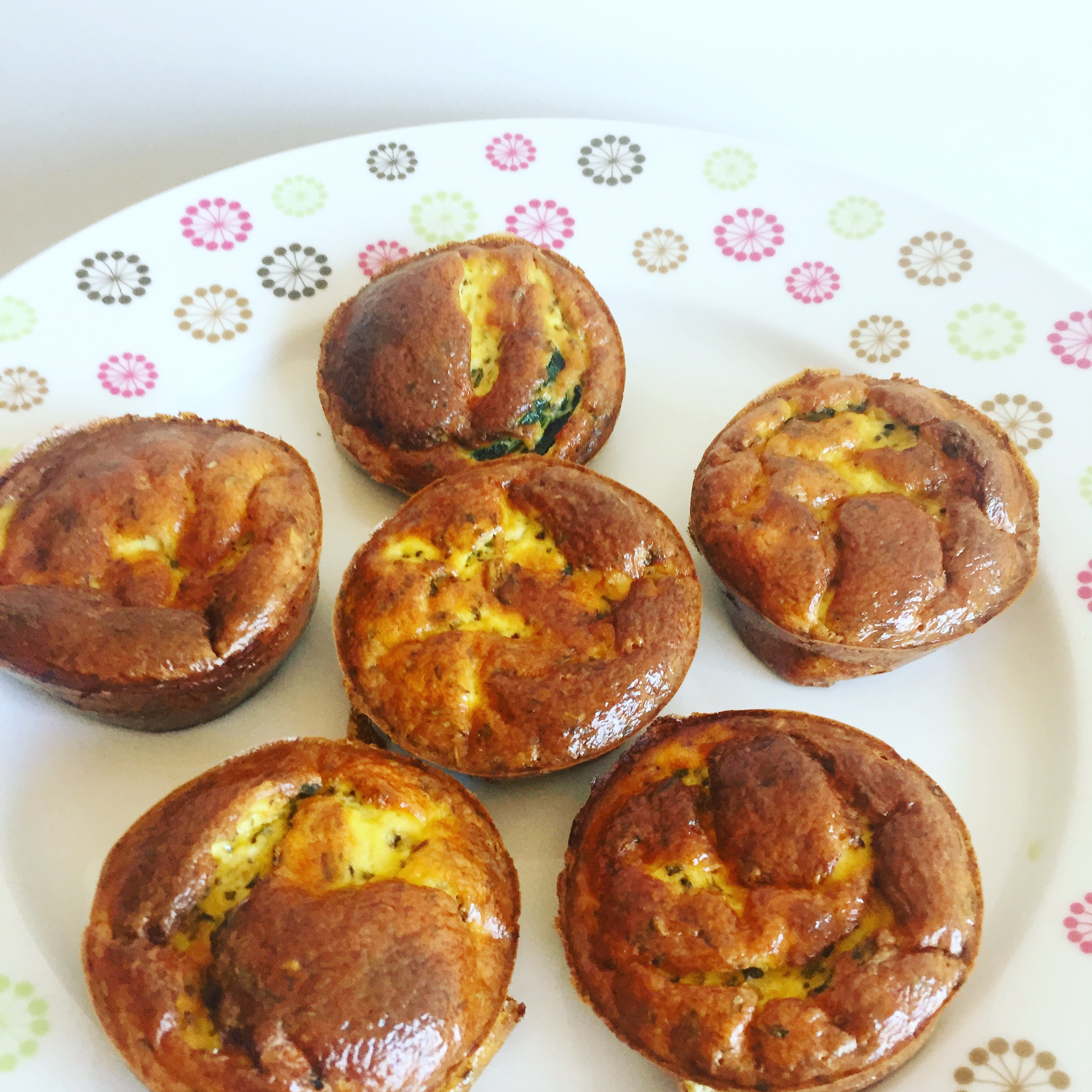 muffins sal s courgettes ricotta recette ma healthy tendency. Black Bedroom Furniture Sets. Home Design Ideas